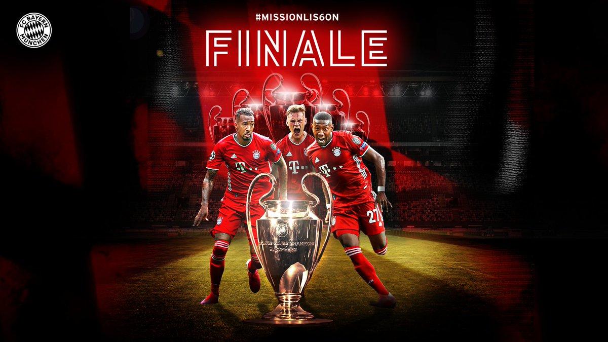 Il Bayern Monaco si impone sul Lione per 0-3. Allo stadio 'José ...