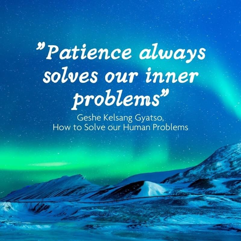 Live stream class tonight, 6:30pm-8pm 'Dealing with Anger' The Wisdom of Patience w/Gen-la Jampa $10  Free for Members 👉🏼 https://t.co/fI1wO8a6gs #ikrcgrandcanyon #anger #patience #meditation #innerpeace #trainthemind #genkajampa #williamsaz #livestream https://t.co/sH07x36iPX