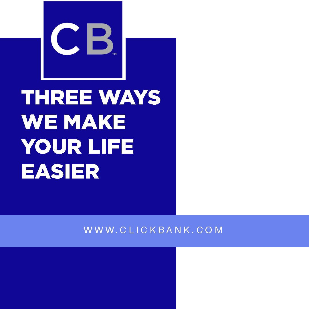 Being an entrepreneur isn't easy.   Here at ClickBank, we want to make your life easier. 👌🏻  This is how we can help so you can focus on your business! ⬇️ https://t.co/VrZXgZ4XX7