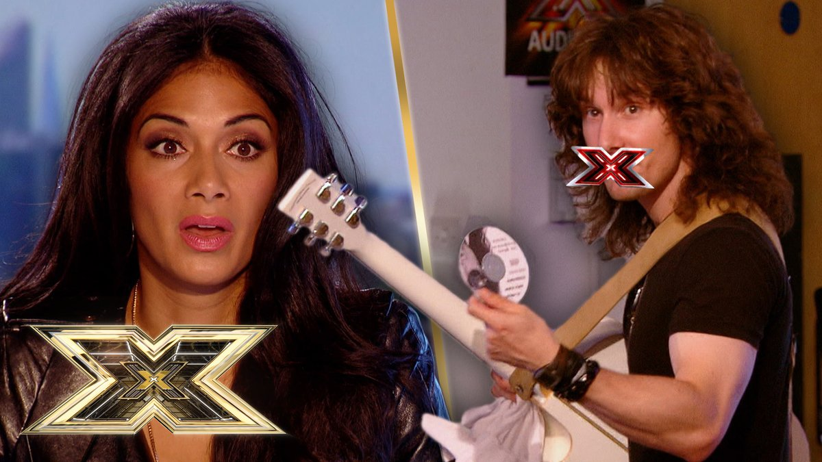 Fil Henley dreamt of being a rock STAR but the  #XFactor Judges didn't think he was mean enough. It's time to get ANGRY!  https://t.co/DFYnWVncZS https://t.co/5kobkc4rS2