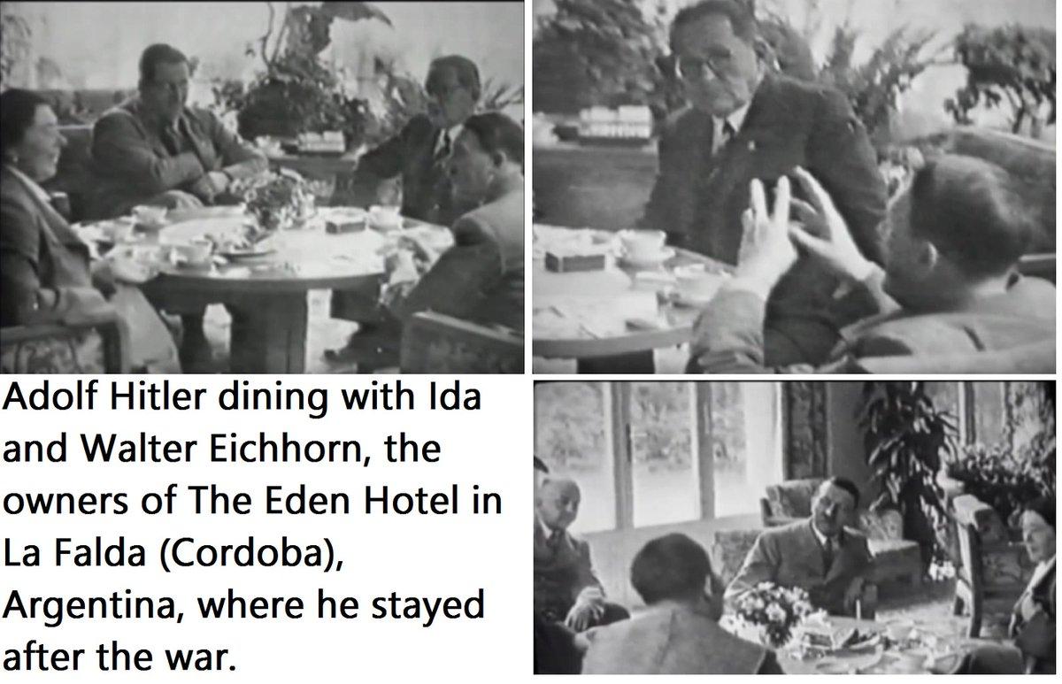 """Teban on Twitter: """"Estoy estudiando el hotel Edén de La Falda, Córdoba y  curiosamente sus dueños eran alemanes, lo que me llevo a enterarme de que  fue financiado por Hitler, watt… https://t.co/zn3XFFUrM3"""""""