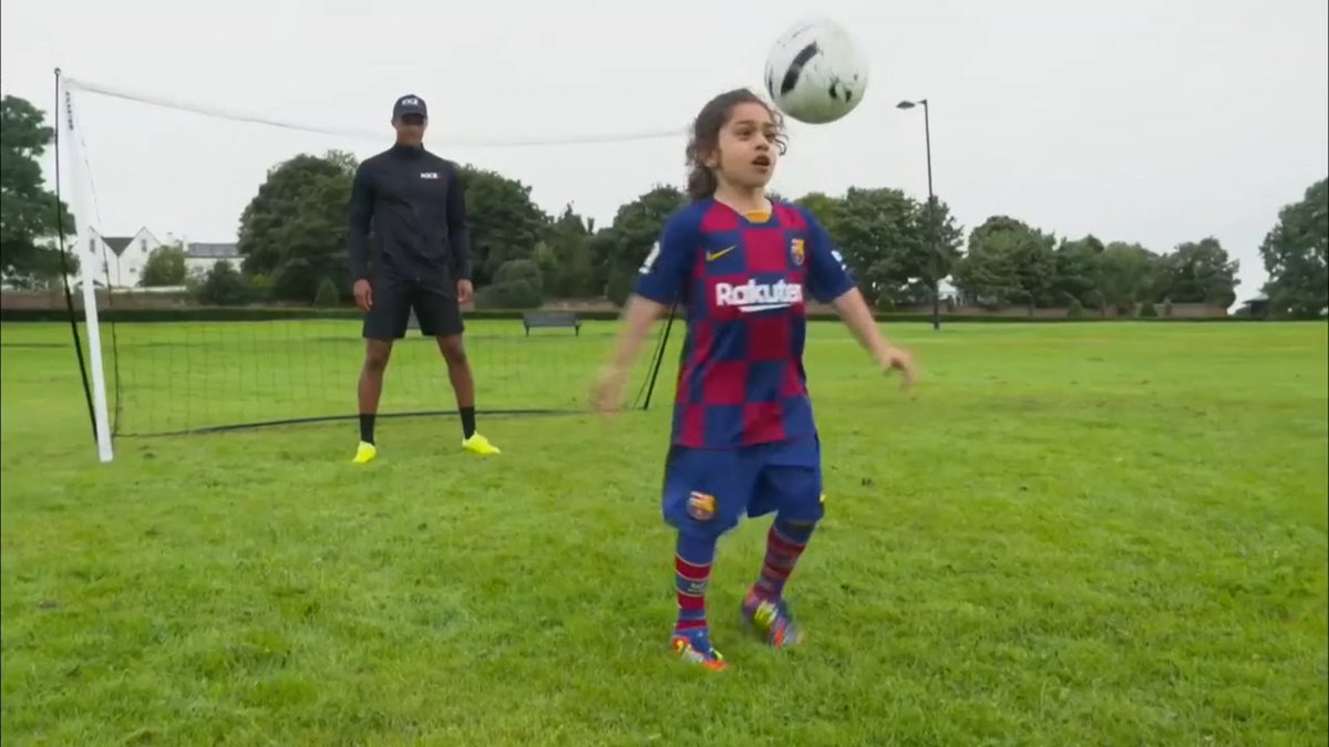 Meet Arat Hosseini, the six-year-old 'Mini Messi' aiming to be a Barcelona star itv.com/news/2020-08-1…