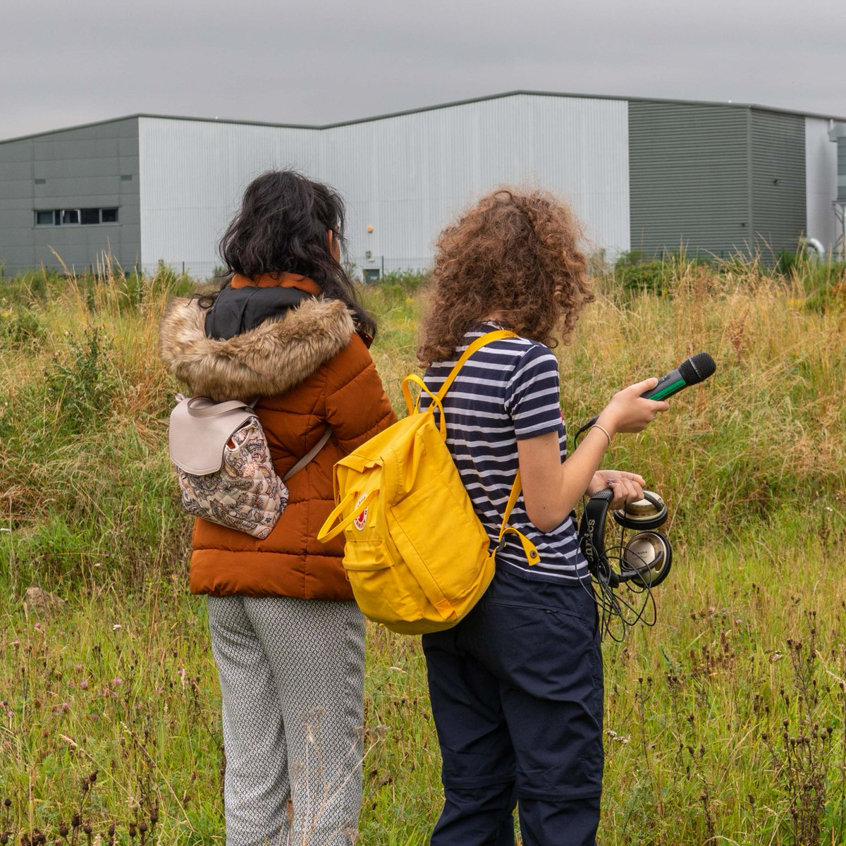 What happens when East Leeds own amazonian wild wetlands edge, comes up against the global corporate might of the Amazon's giant shipping warehouse? Tune in to this week's RED KITE podcast Friday at 4pm to find out! #HealthyHolidays2020 @LeedsCommFound https://t.co/eYkMKfi5zh