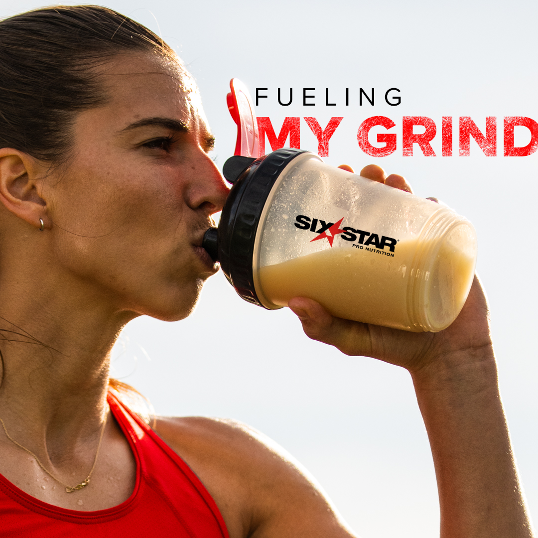 Practice doesn't start with a field. It starts with how you fuel your body. I've got to get my protein and @SixStarPro (with my face on the bottle fwiw) gives me a range of options. Shakes. Waffles. Smoothies. Oatmeal & More. #SixStarPartner
