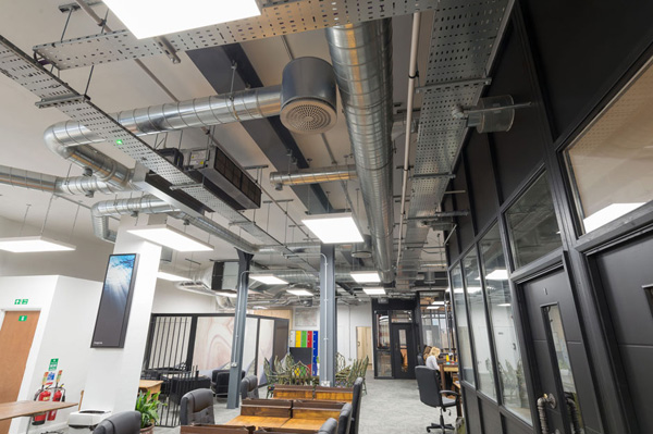A former tram station in Bristol is said to have become the first building in the UK to benefit from large-scale R32 VRF air conditioning, from @meuk_les . https://t.co/LGNkfzwOGO https://t.co/6l4BuWPVSC