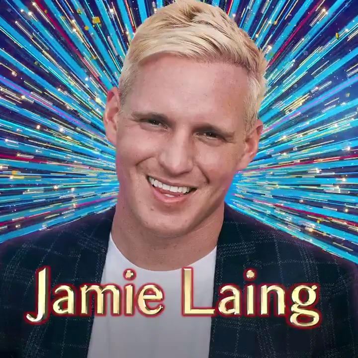 We left the ballroom door open for his return. Now it's finally Jamie Laings chance to dance and make it past the #Strictly launch show! 😘 👉 bbc.in/JamieLaing @JamieLaing_UK