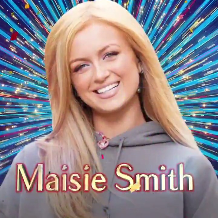 Our #Strictly 2020 storyline just added another brilliant character. Welcome to the show @BBCEastEnders actress Maisie Smith! 👉bbc.in/MasieSmith @maisie_smith_