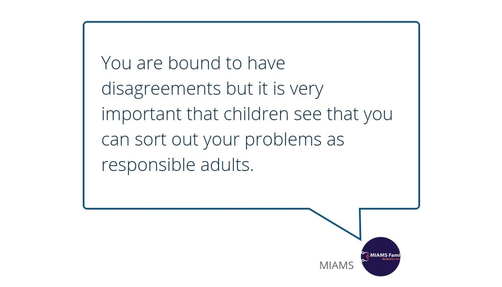 In some circumstances, you may consider counselling or another form of therapy to help you to get through this difficult period.  Read the full article: Parents Family Mediation Services ▸ https://t.co/qSk0FMcPAh  #MaintainingChildrensFriendships #ChangeLivingArrangements https://t.co/YSHrqVtsM8