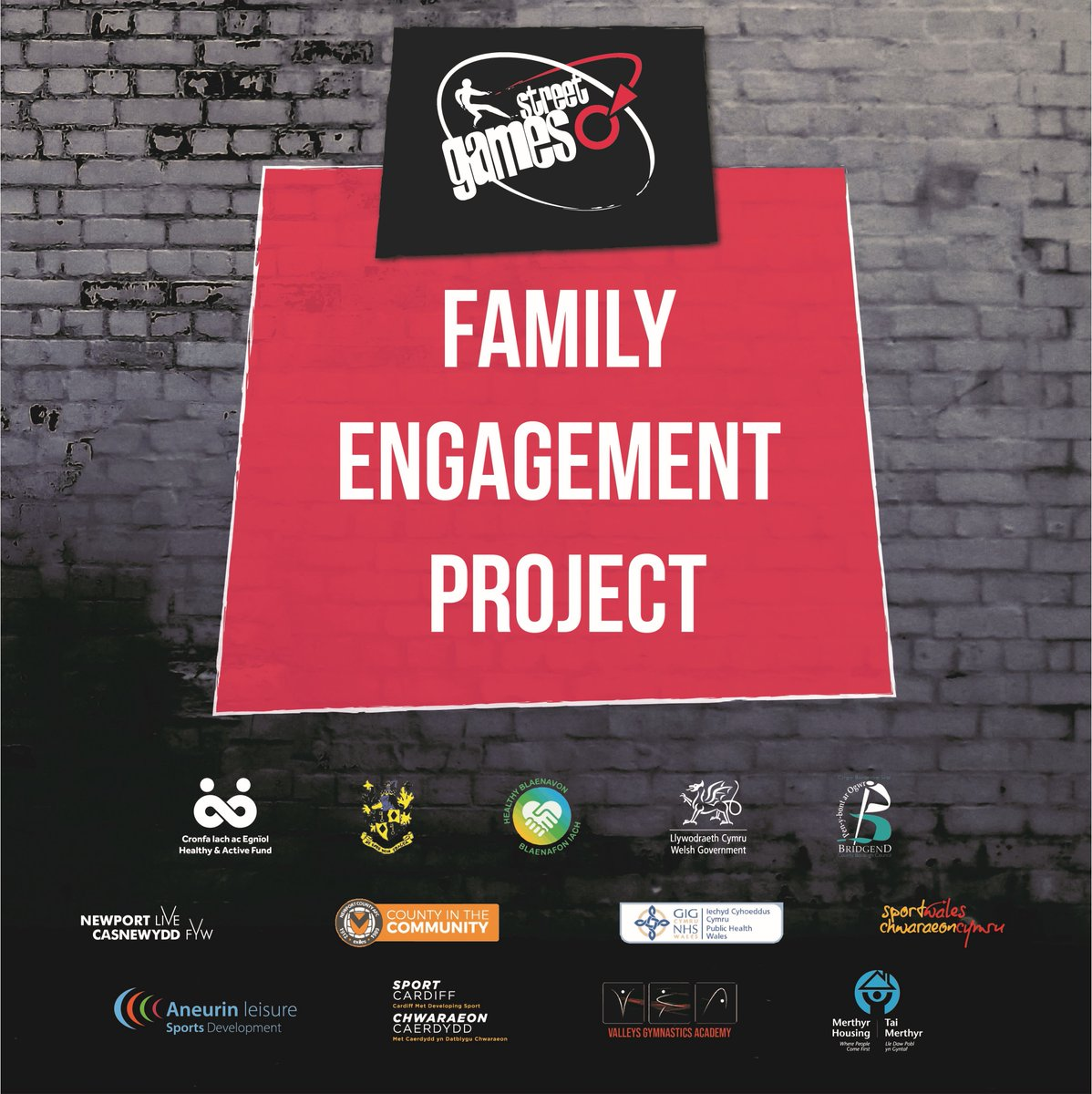 Weve been working with great community orgs across South Wales to deliver a new engagement project, supporting families to live healthier, more active lives: streetgames.org/news/new-engag… To learn more about the project read our new report below! 👇 streetgames.org/Handlers/Downl…