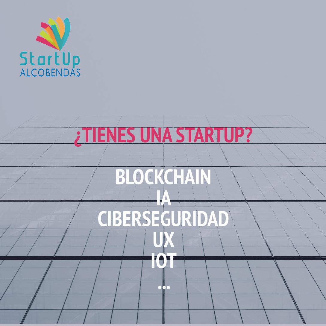 ⚠️ ¿Tienes una startup? ⚠️  Buscamos tu solución:  #IoT #Blockchain #Ciberseguridad #ComputerVision #UX #AR ¡y muchas más! https://t.co/zhWPjFHKj0 https://t.co/RHTKnLj8Ck