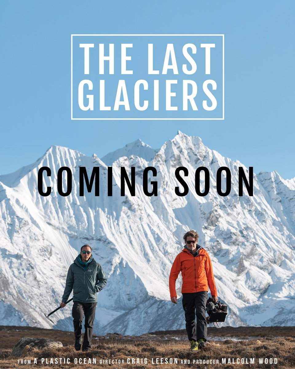 As part of our commitment to sustainable development, we are proud to be the airline partner of 2019 ChangeMaker Craig Leeson's latest documentary - The Last Glaciers, which explores climate change through a visual story of the world's melting glaciers: https://t.co/yR8hYm4Ep3 https://t.co/ckvja2thtM