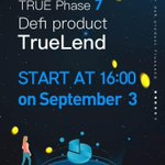 Image for the Tweet beginning: TrueLend phase 7 is going