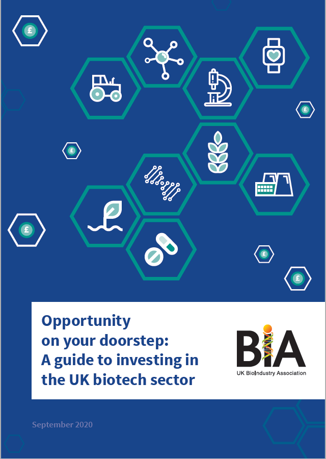 Today we have launched 'Opportunity on your doorstep: A guide to investing in the UK biotech sector'.  The guide helps to demystify #biotech for non-specialist #investors and provides practical guidance on how to invest in the sector.   https://t.co/xWP777BsZv  #InvestinBiotech https://t.co/38ZQXhuOAk