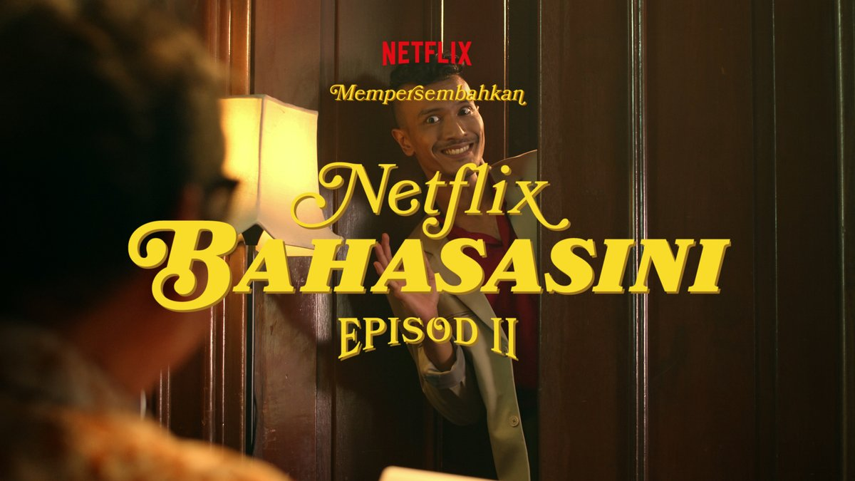 🎉Continuing the Merdeka celebrations, here's EP2 of #NetflixBahasasini.🎉 Now, Fariz and his SUPER team take on the nuances & intricacies of translating Netflix to BM. Starring Dato' Awie, @Altimet, @ChewKinwah, @Remy_Ishak, @Zamaeraaa, & @ZeeAvi. And one surprise guest! 😬