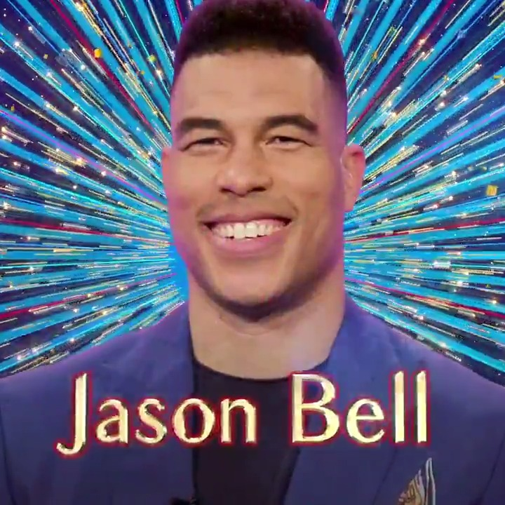 His game plan is #Strictly 2020! Former American footballer @JasonBell33 is touching down and ready to tackle the ballroom. 🏈 👉bbc.in/JasonBell
