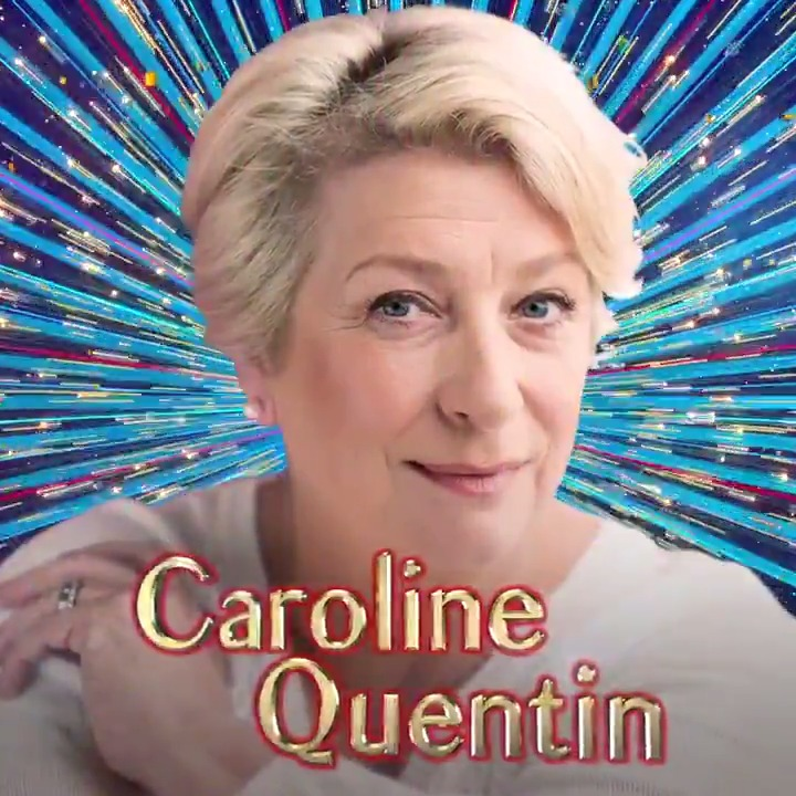 Her #Strictly Life Begins here! Welcome actress Caroline Quentin, our first celebrity of 2020! 🙌 👉bbc.in/CarolineQuentin