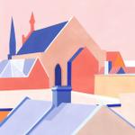 Image for the Tweet beginning: 🖌️ ILLUSTRATION 🎨  Découvrez les paysages