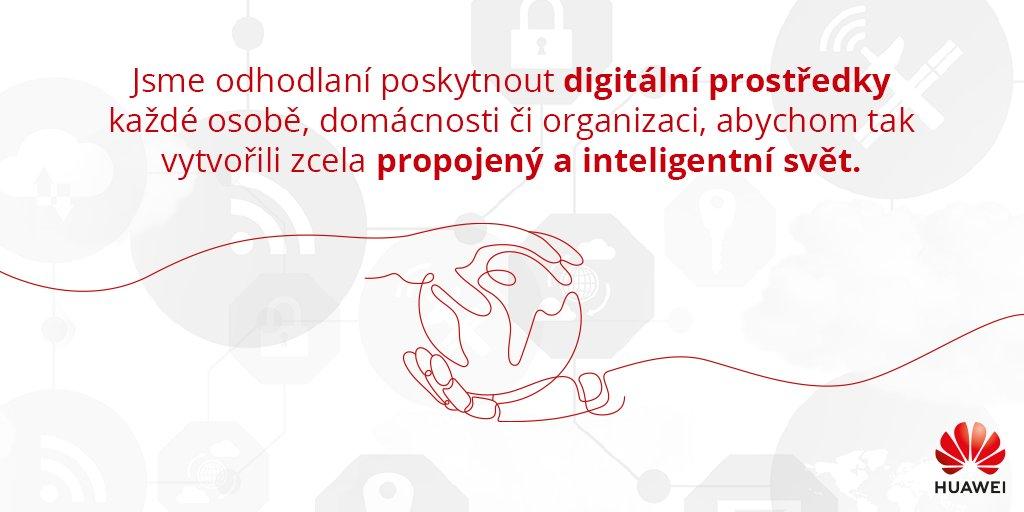 Společnost Huawei podporuje otevřenou spolupráci a zdravou konkurenci. Právě otevřený trh a zdravá konkurence pomáhají výrobcům, dodavatelům i operátorům stát se inovativnějšími a postupovat kupředu. #Huawei #digitalizace #telekomunikace #podnikani #byznys @Huawei_Europe https://t.co/azKzOhtxMj