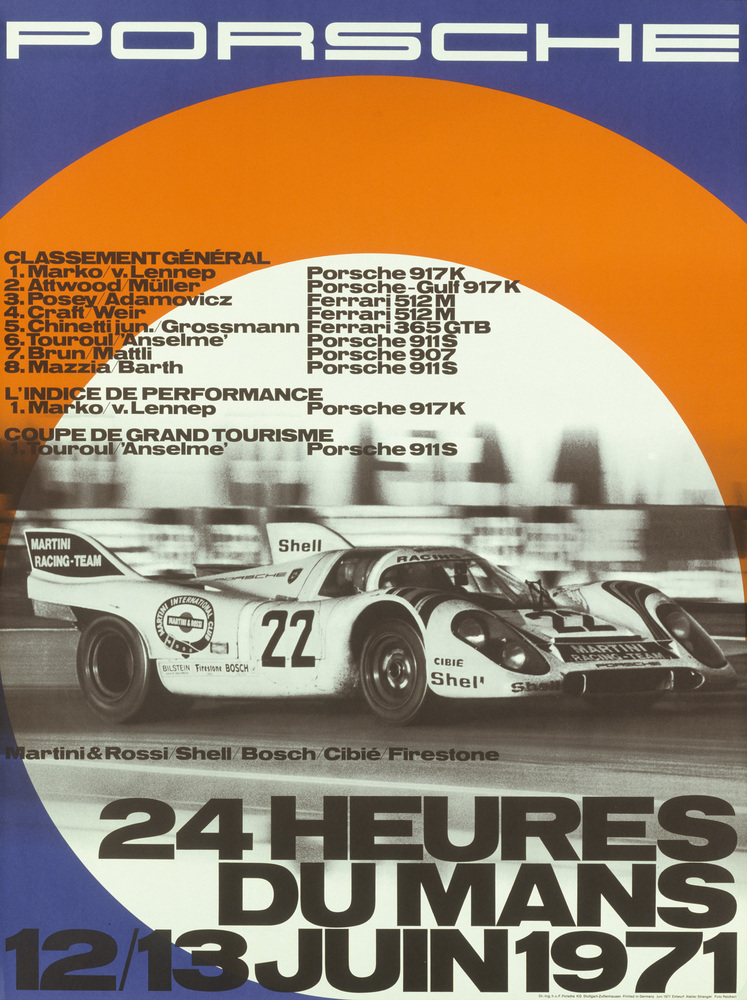 PorscheRaces :user Image Credit RT: @PorscheRaces… #porsche #PorscheMobil1Supercup #PorscheRaces #sportscar #motorsport #racecar #racing... #LeMans24 - It took 39 years to beat the distance record (5,335 kilometres) of the No. 22 #Porsche #917KH from… https://t.co/30EjUC2UyG
