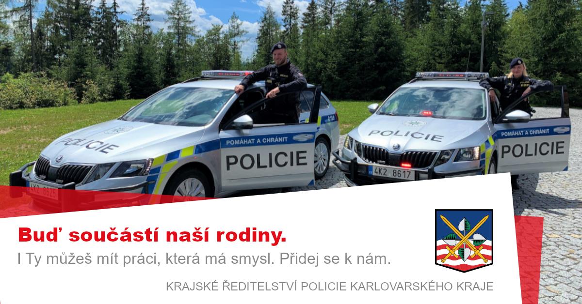 #nabidkaprace #karlovyvary #policista  Hledáme #policisty pro okres Karlovy Vary. Náborový příspěvek 110 000 Kč, 6 týdnů dovolené, stabilní #zaměstnání s možností #kariérního #růstu a další #benefity.  🌐https://t.co/fsXwkoXwpz   #job #newjob #karlovarskykraj #jobs https://t.co/sf393BQOzl