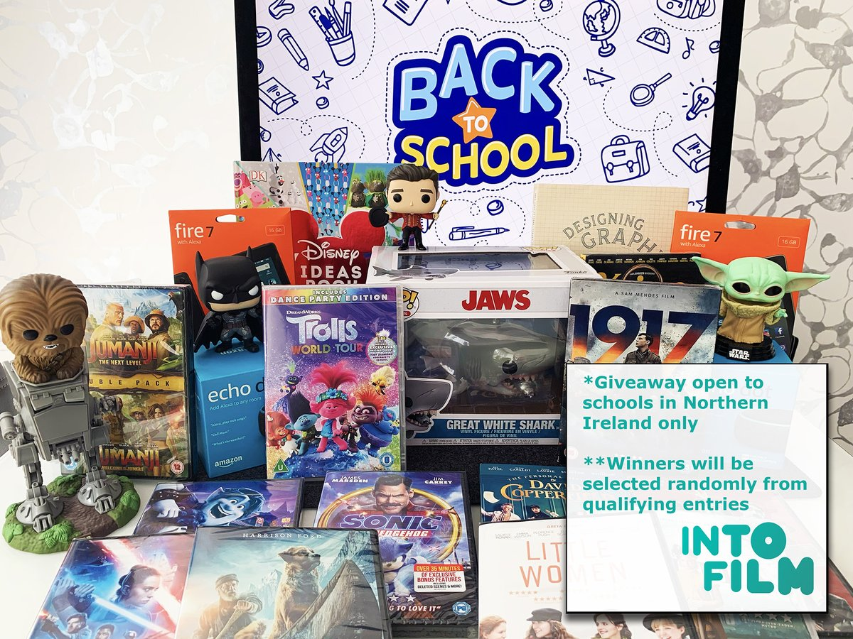 Teachers, we're here to support you as your pupils go #backtoschool and to help kick the term off we have some great prizes for your classroom as well as excellent resources/lesson plans @ https://t.co/v8mt6OL7SA. To be in with a chance of winning just like and retweet.T&Cs below https://t.co/Y72M5lSHoo