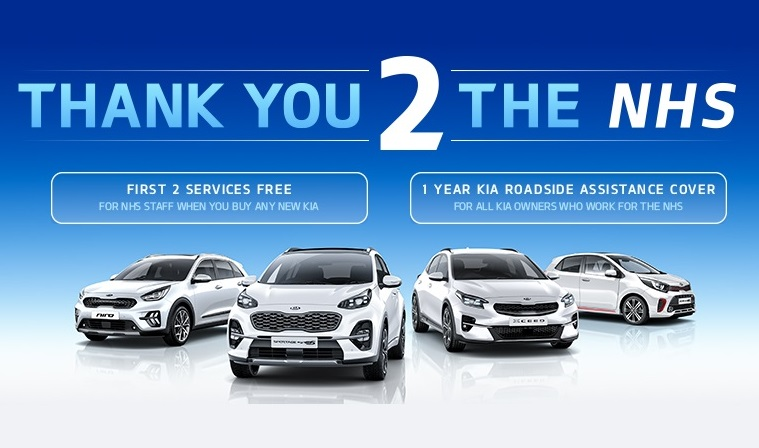 Here at Marshall #Kia, we would like to show our appreciation by providing some additional support to Kia owners in the NHS and for NHS staff looking to purchase a new Kia.  Find out more > https://t.co/dU761l4k6q https://t.co/N9j0wd36Th
