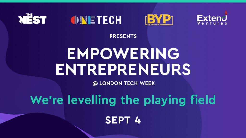London Tech Week (@LDNTechWeek) | Twitter
