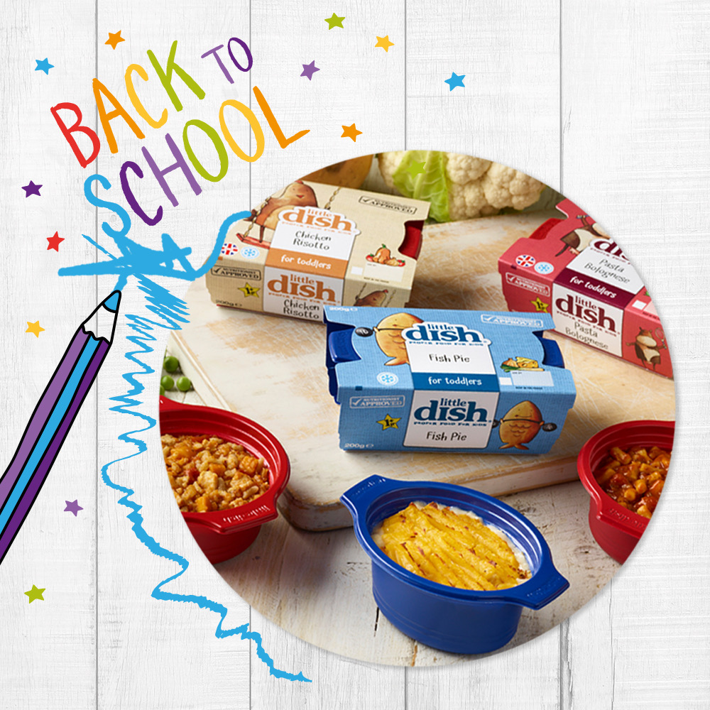 🍏Take the pressure off the back to school juggle, with our delicious fresh meals.🥦 They make quick & easy after-school suppers when you have hungry mouths to feed,👧🏾and need to get something nutritious on the table fast!🙌 Get £1 off with this voucher: https://t.co/rLEX2itrY3 https://t.co/P6WCcYd1JN