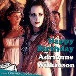 Image for the Tweet beginning: Yo! Adrienne! Happy Birthday to