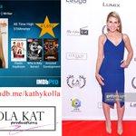 Image for the Tweet beginning: @KathyKolla Meet Kathy Kolla Award winning