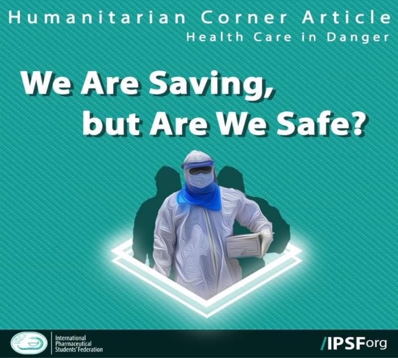 Read more about the impact of PPE shortages on the health of HCPs in our recent Humanitarian Corner article. https://t.co/04NVv0amJl  #IPSForg  #HumanitarianCorner #OneWorldOneHumanity #FightforWhatisRight #WorldHumanitarianDay https://t.co/ADJVown3r5