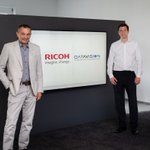 Image for the Tweet beginning: Newsflash: Ricoh becomes one of
