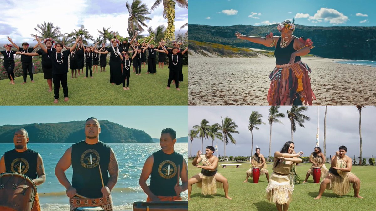 #PacificUnite 🤩 Watch the full-length concert NOW on YouTube | https://t.co/lsE7mxQLsh | 🤗🌴🎵 🌊💃🏻 https://t.co/xRWJzBmjX8