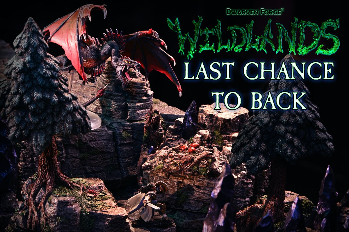 Norse Foundry On Twitter Our Friends Dwarvenforge Have Less Then 48 Hours Left In Their Amazing Woodlands Campaign If You Haven T Seen This Incredible Terrain You Are Missing Out Https T Co H5pprstcnl Https T Co Ajmhglsx5e Full rpg modules & random dungeon decks on kickstarter! twitter