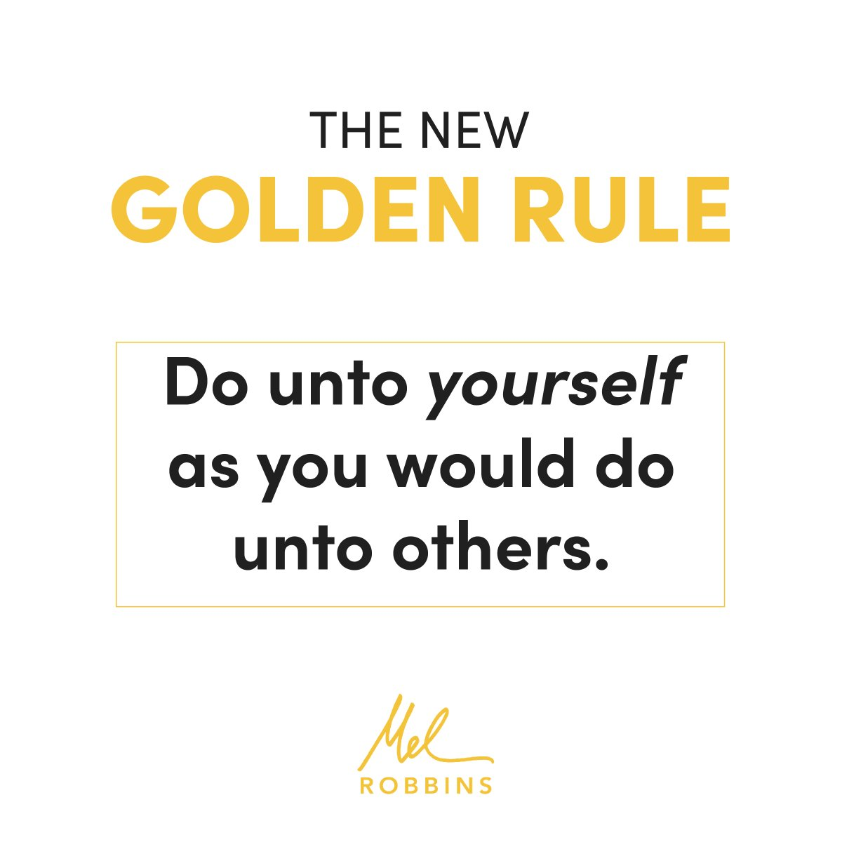Start treating yourself with the same respect and kindness you show other people.  If you wouldn't say it to your friend, you shouldn't feel okay saying it to yourself. https://t.co/XHqQX2Uedx