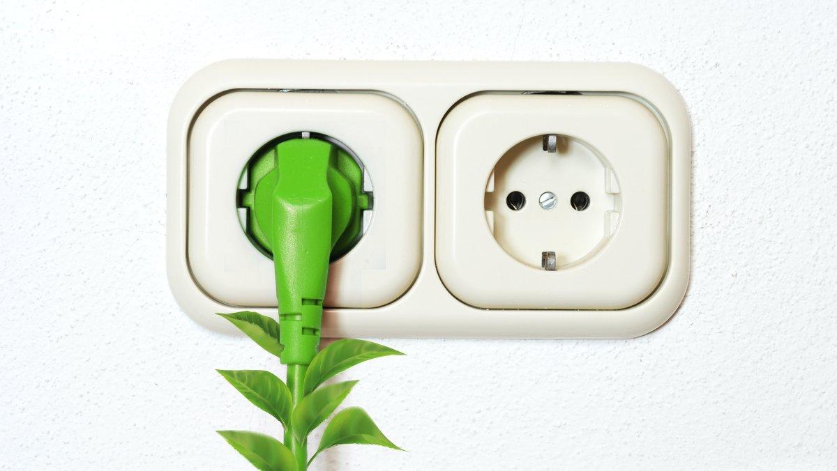 Současné technologie nedokáží rozeznat, zda právě z vaší zásuvky proudí energie z obnovitelných zdrojů. Odebírání zelené energie tak funguje na ekonomickém principu, kdy nakupujeme, co si objednáte. #EONradce #ZelenaEnergie 👉 https://t.co/Dn93ehxwrz https://t.co/0b8cGK4Qru
