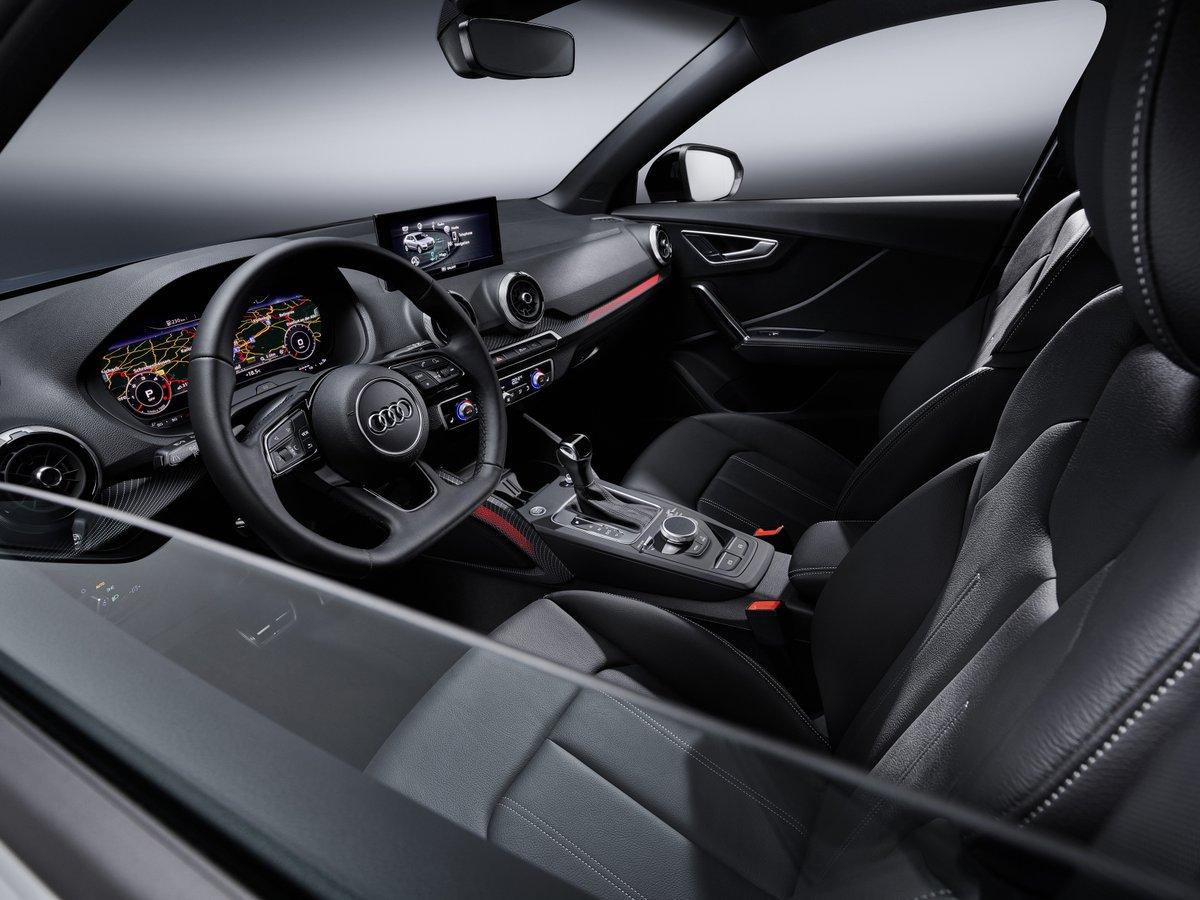 Více #digitalizace, stylu a sportovnosti. Představujeme vám nové #Audi #Q2. https://t.co/NoIKDaPnF8