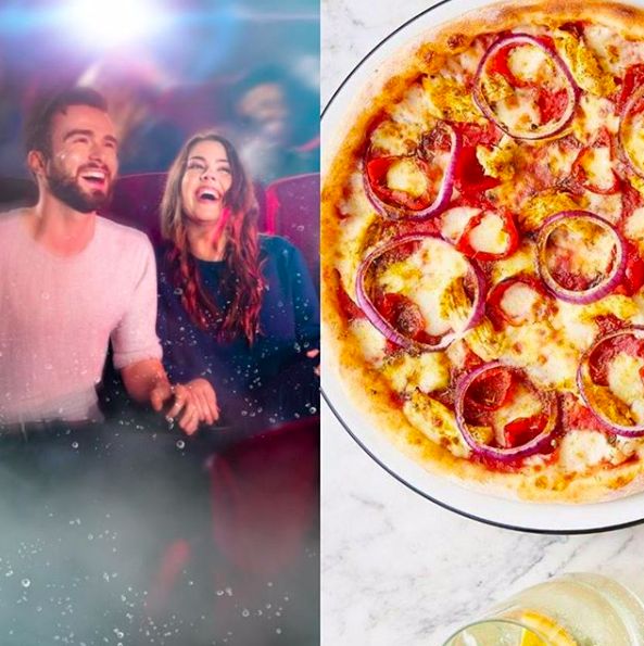 🎉 COMPETITON TIME 🎉  We're giving you the chance to WIN Cineworld tickets and a meal for 4 at PizzaExpress at Xscape MK🎉🍕📽  Head over to our Instagram page to find out how to enter: https://t.co/EdQFg15hgI https://t.co/Sf8KQLXAlp