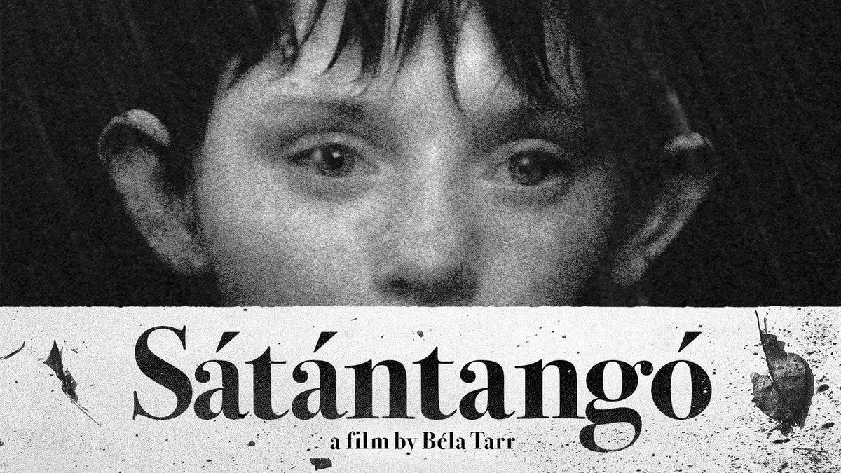 On the Channel, watch Béla Tarr's newly restored magnum opus SÁTÁNTANGÓ (1994), one of the towering achievements of modern cinema. https://t.co/Vua0oT1ZzV https://t.co/JJ4jpb8X1q