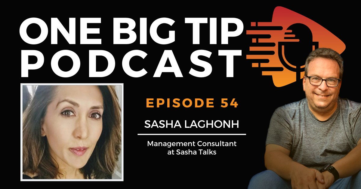 Learn how to manage your time efficiently and become more productive on this week's #OneBigTip podcast 🕰 https://t.co/YMCugMmgrk #timemanagement #workfromhome https://t.co/NkbkCK58op