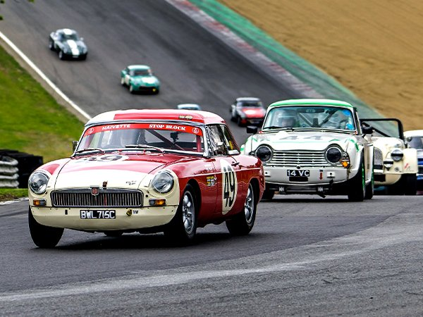 Snetterton is set for a busy Saturday and Sunday on the challenging 300 circuit when the MG Car Club visits this weekend (5-6 September) for two days of on-track action.  https://t.co/2JuJCL0LwW https://t.co/VARlHjDJzs