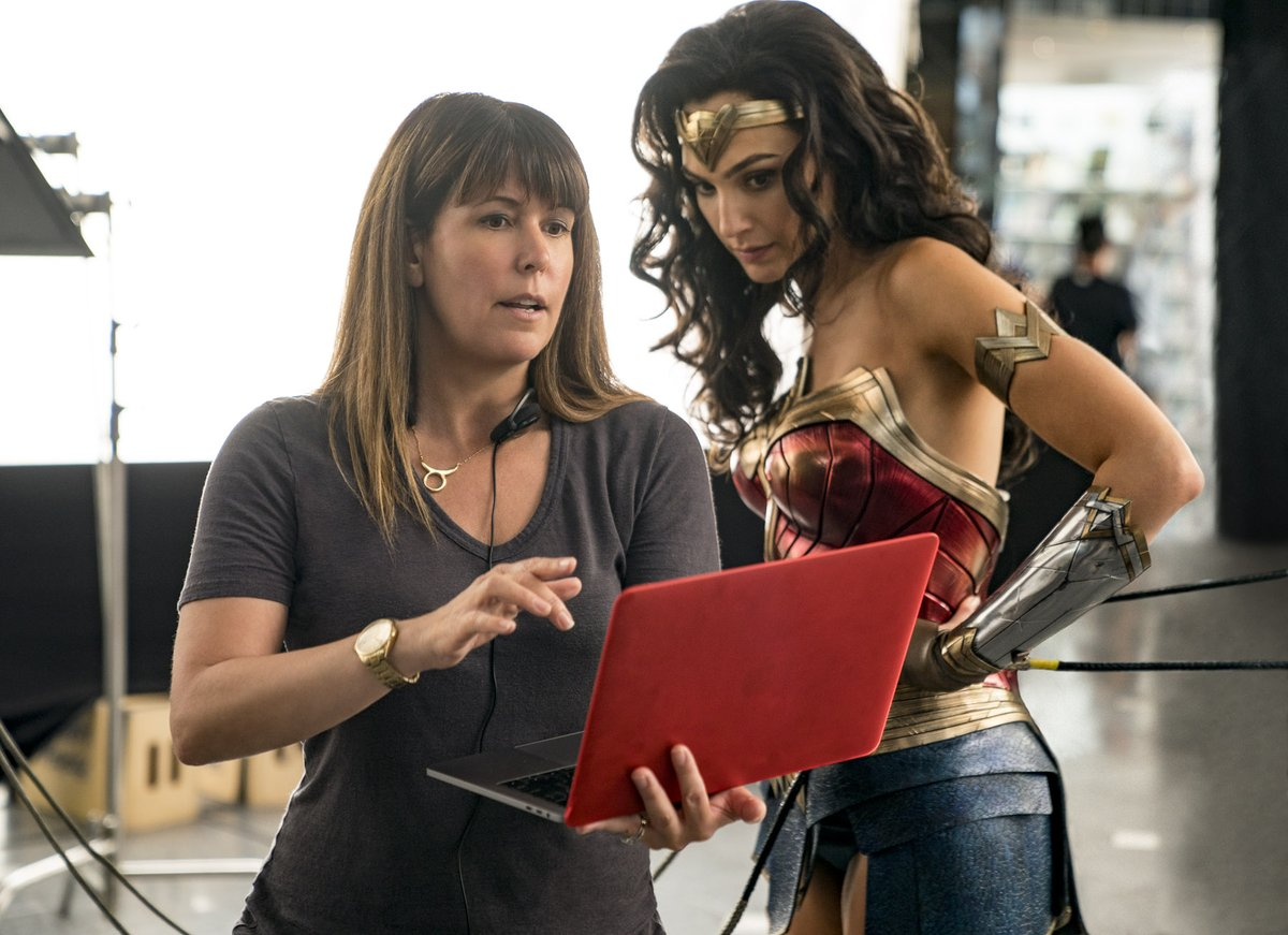@tcm 👏👏👏 @PattyJenks' storytelling continues to inspire and empower us all! #WW84 #WomenMakeFilm