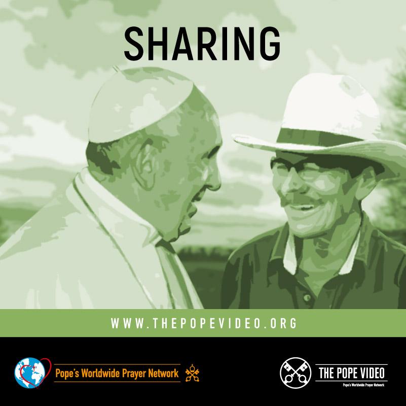 No to plundering; yes to sharing. youtube.com/watch?v=Ziryac… #Sharing #ThePopeVideo #SeasonOfCreation #SOC2020 @popesprayernet @gasmuha @VaticanIHD @seasonofcreation @CathClimateMvmt youtu.be/Ziryacd5vIw