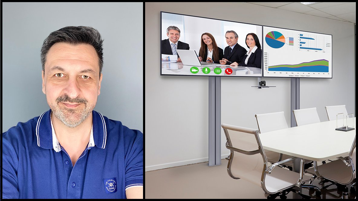 Today's #RegionalReflections bulletin is by Stefan Krüger, Director of Sales Austria, Swiss & Italy. Video conferencing has proved itself an invaluable tool in these times of Covid-19....Read the full post here: https://t.co/RvqfqqHcDZ #avtweeps #videoconferencing #covid19impact https://t.co/dUDp5fiUKz