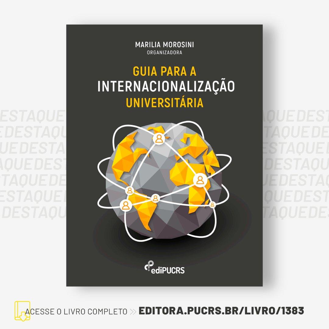"""#AcessoLivre """"Guia para a Internacionalização Universitária"""" Receba o livro completo: https://t.co/TkOXm1obsa 📚 https://t.co/lurQB9ydhp"""