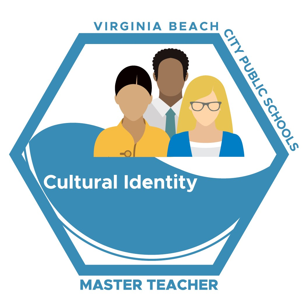 The cultural identity master badge is the first course for the CRP specialization. Intended for school-based educators to explore the impact identity, culture, relationships & context have on @vbcpsdtal. The course begins in October. Sign up today in Frontline! @KatieCirilli #CRP https://t.co/rMOnkZoQ0B