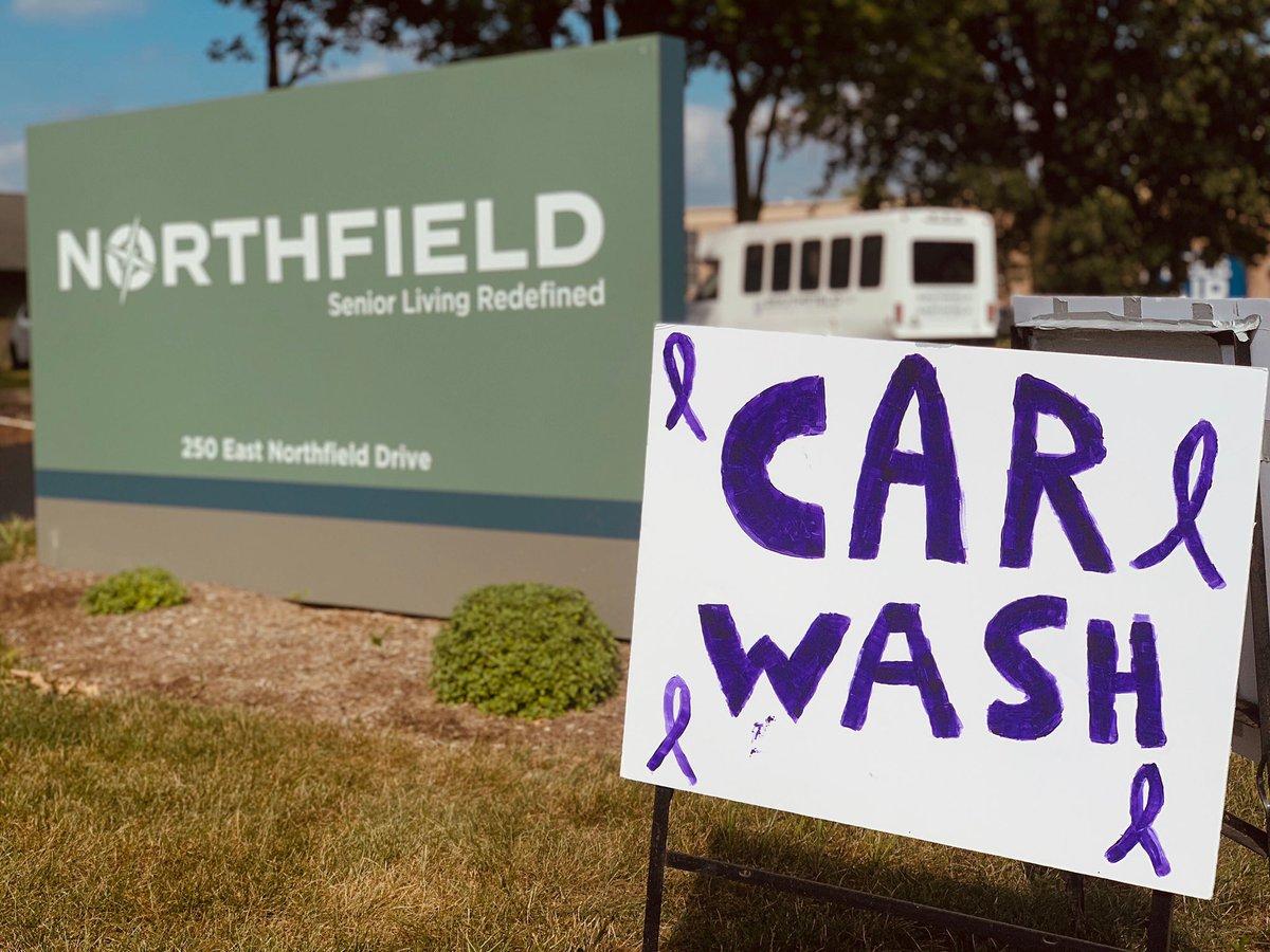Brownsburg's Northfield-Senior Living community to host car wash for a good cause.   Article with details, https://t.co/CIRCJEzNpv  #SeniorCommunity #CarWash #Alzheimers #BrownsburgIN #inHendricks https://t.co/Cx2ANFmKfM