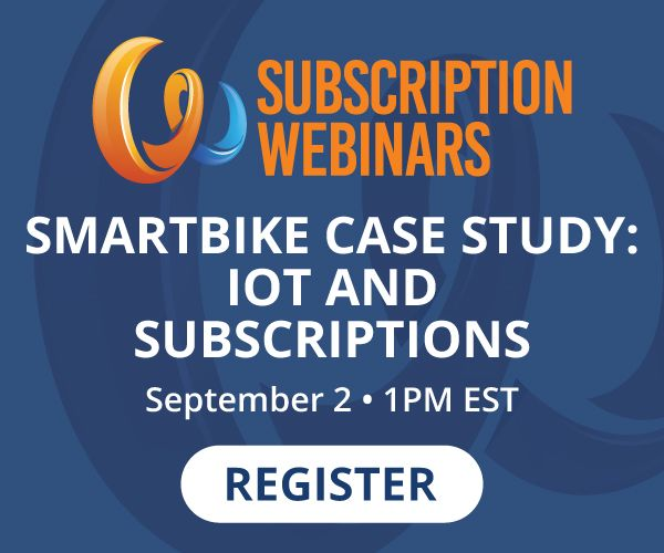There's still time to sign up for our IoT, @SmartBikeIN and Subscriptions webinar tomorrow! #freewebinar #recurringrevenue #smartbike https://t.co/c8WwHJRIAx https://t.co/AjEADcpOVr
