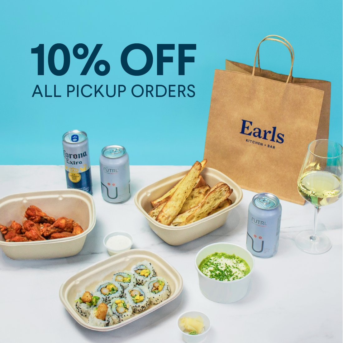 SAVE ON YOUR FAVES – All you need to do is order for pickup online and you'll automatically get 10% off your order at checkout! Easy, right?   Ready to eat? Visit https://t.co/Afq9ZTu88Y to start your order now.  #EarlsOnTheGo #Pickup #Takeaway https://t.co/pjT1d1yx0b