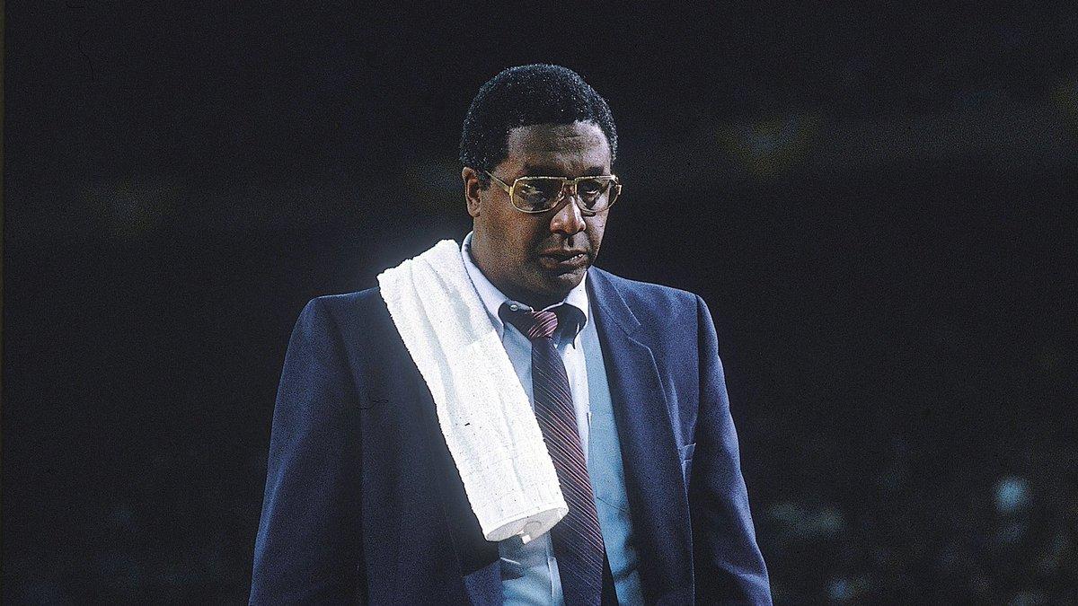 Coach. Champion. Teacher. Mentor. Friend. Father. Icon. ⠀ #JohnThompson https://t.co/d5a6l7DEiz